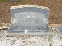 Abb J Brown