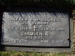 Carolyn R Dahlgren