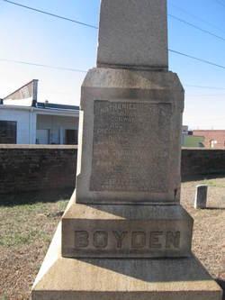 Nathaniel Boyden