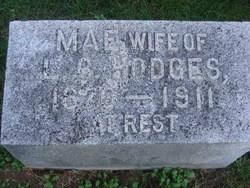 Mae <I>Dingman</I> Hodges