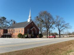 Mount Vernon Christian Church Cemetery
