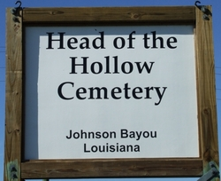 Head of the Hollow Cemetery