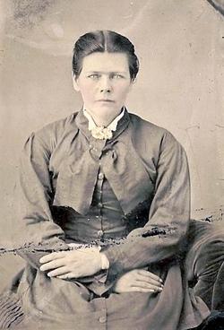 Nannie Isabelle <I>Hendricks</I> Gibbons
