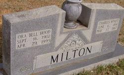 Ora Bell <I>Hood</I> Milton
