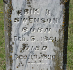 Erik B Swenson