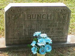 Jim Edd Bunch