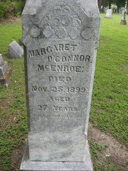 Margaret <I>O'Connor</I> McEnroe