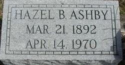 Hazel B. Ashby