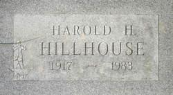 Harold Herbert Hillhouse