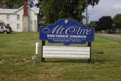 Mount Olive Brethren Church Cemetery