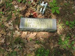 Fannie Adair