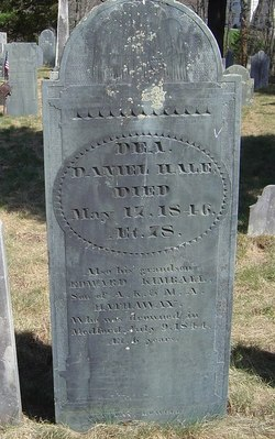 Deacon Daniel Hale
