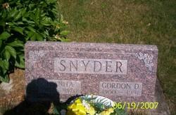 Gordon Dale Snyder