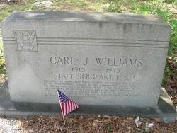 Carl J Williams