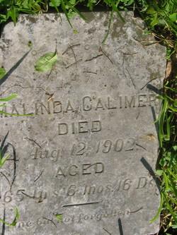 Malinda Lynn <I>Carter</I> Calimer
