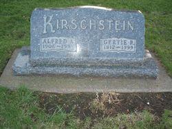 """Gertrude R. """"Gertie"""" Kirschstein"""