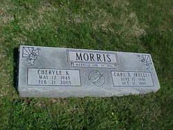 """Carl Edward """"Kelly"""" Morris"""