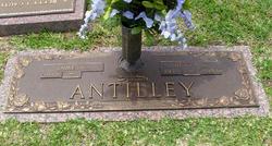 Betty Charlene <I>West</I> Antilley