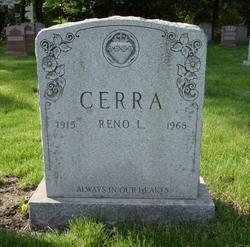 Reno Lawrence Cerra