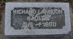Richard Langdon Hadley