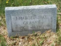 "J. Harold ""Jake"" Graham"