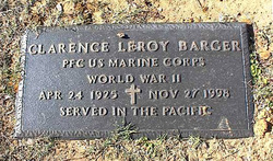 Clarence Leroy Barger