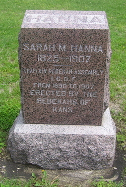 Sarah Owen <I>Miles</I> Hanna