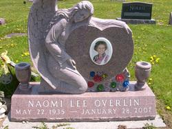 Naomi Lee <I>Wright</I> Overlin