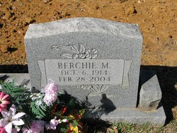 Berchie <I>Mulford</I> Alexander