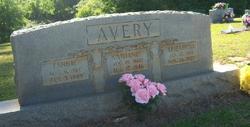 """Sarah Elizabeth """"Sally"""" <I>Carroll</I> Avery"""