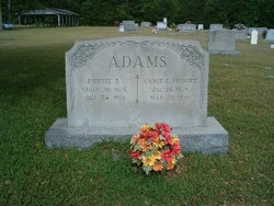Annie Louisa <I>Stephenson</I> Adams
