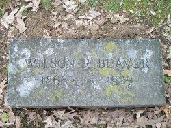 Wilson R Beaver