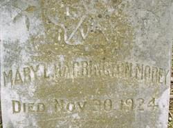 Mary L. <I>Harrington</I> Morey
