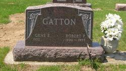 Gene Elenore <I>Ellington</I> Gatton