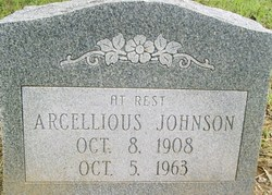 Arcellious Johnson