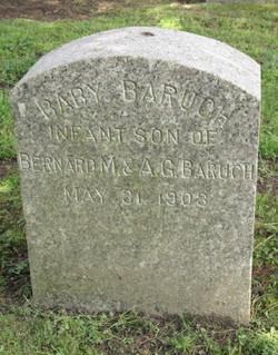 Baby Son Baruch