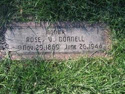 Rose Violet <I>Dickover</I> Donnell