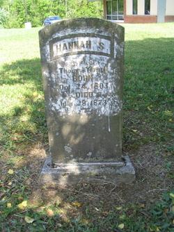 Hannah S. <I>Greyson</I> Yarnell