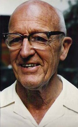 Dr Hugh Bradner
