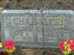 Carrie Estella <I>Flaugh</I> Chambers