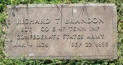 Richard Tenpenny Brandon
