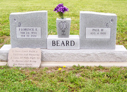 Florence Eloise <I>Shaffer</I> Beard