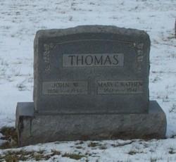 John William Thomas