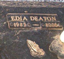 Edia <I>Deaton</I> Arp