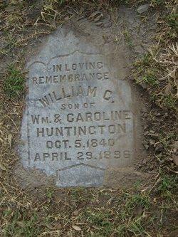 William C. Huntington