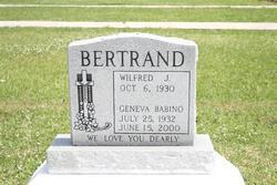 Geneva <I>Babino</I> Bertrand