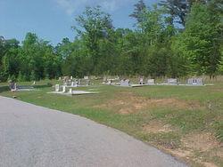 Terry Creek Pentecostal Holiness Church Cemetery