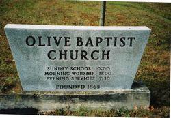 Olive Baptist Church Cemetery