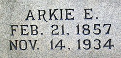 "Elizabeth Arkansas ""Arkie"" <I>Wilson</I> Stephens"