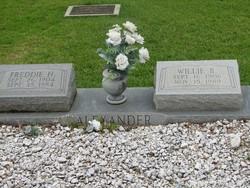 Freddie Herbert Alexander